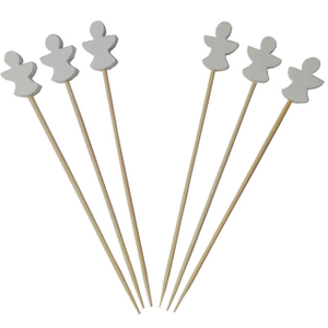 Bamboo Angel Skewers