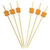 Bamboo Butterfly Bead Skewers