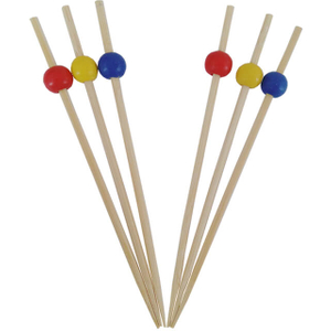 Bamboo Bead Skewers