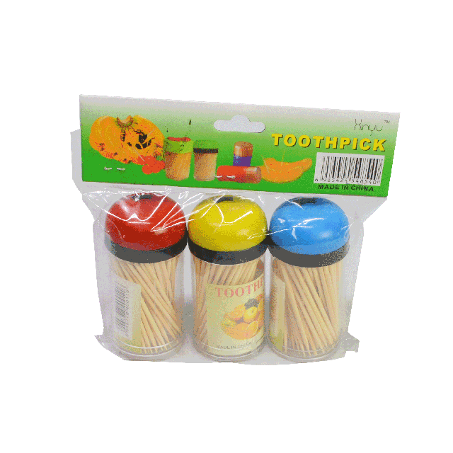 150 Count Bamboo Toothpicks