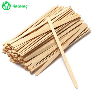 What are the benefits of using wooden stirrer?